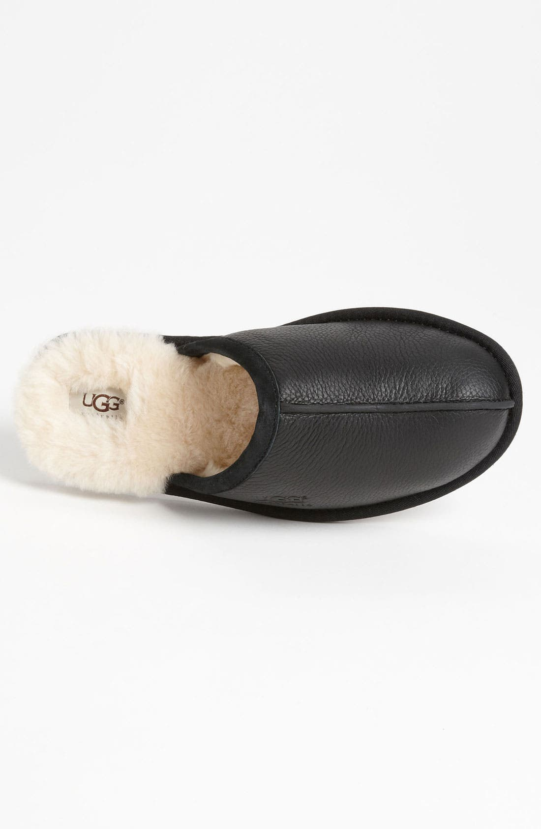 Alternate Image 3  - UGG® Scuff Slipper (Men)