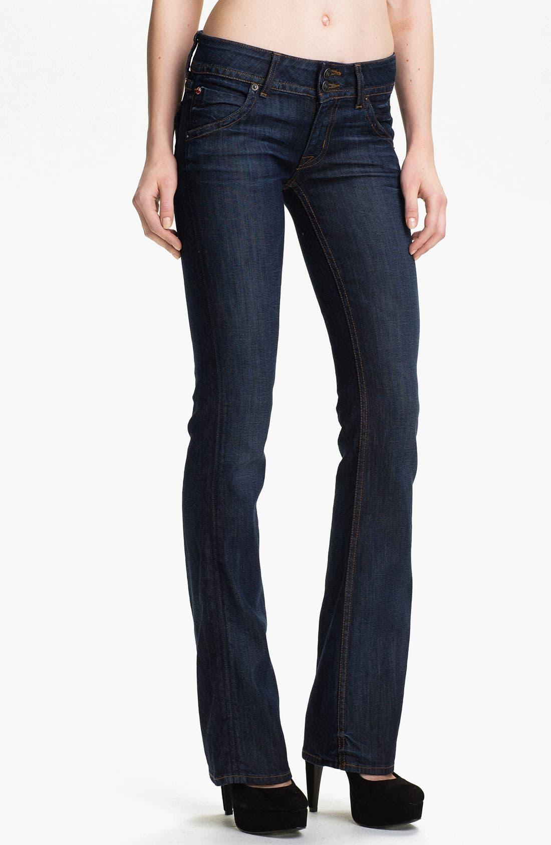 Alternate Image 1 Selected - Hudson Jeans Signature Bootcut Jeans (Merton)