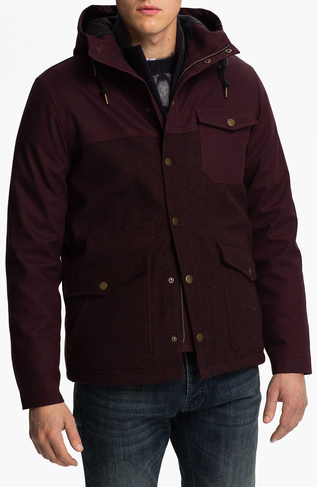 Alternate Image 1 Selected - Topman 'North' Trek Jacket