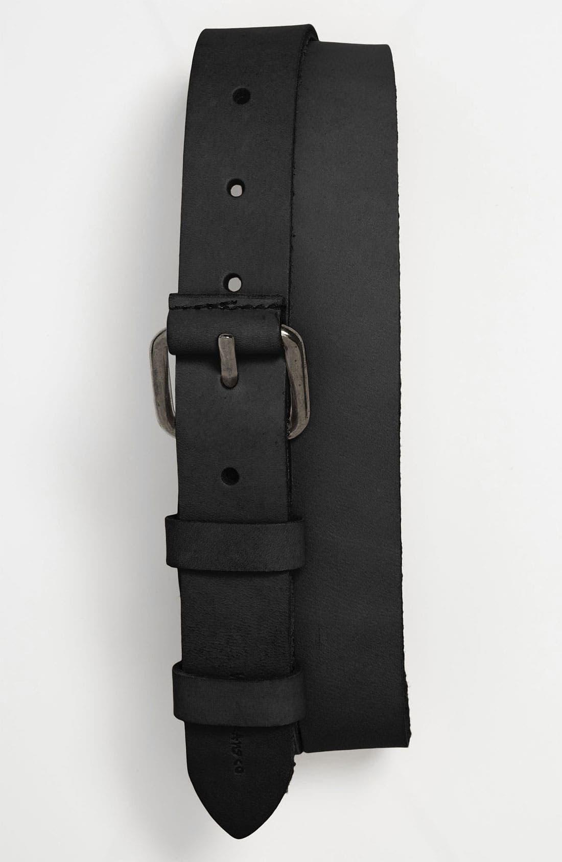 Alternate Image 1 Selected - Nudie 'Wayne' Belt