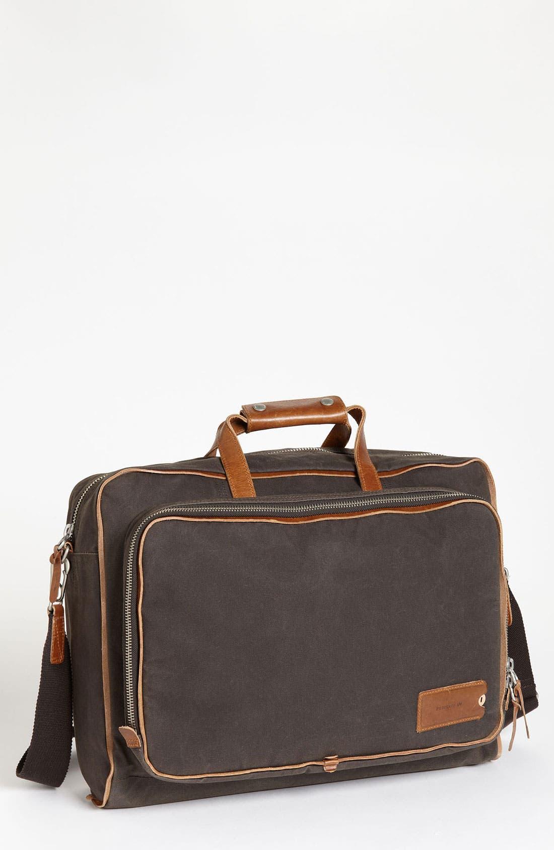 Alternate Image 1 Selected - Property Of... 'Arnald' Overnight Bag