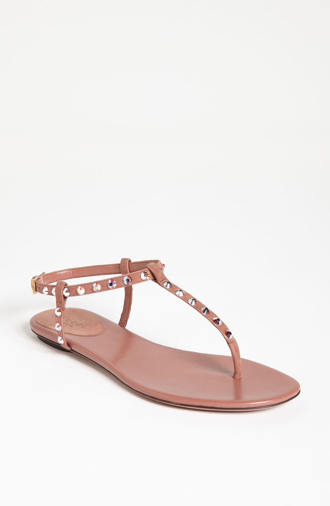 Main Image - Gucci 'Yulia' Sandal