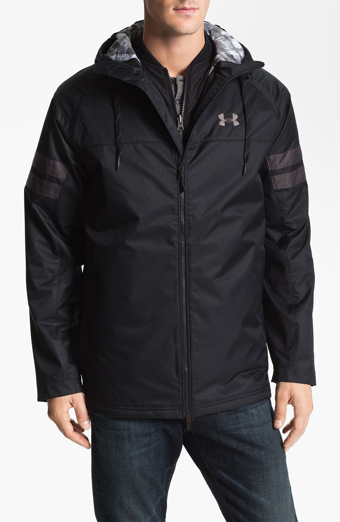 Alternate Image 1 Selected - Under Armour 'Universe Storm' 3-in-1 Jacket