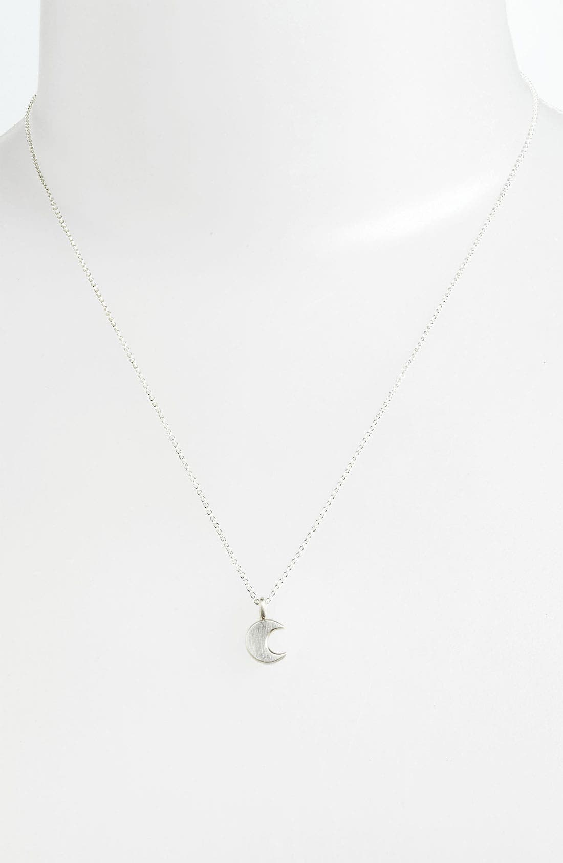 Alternate Image 2  - Dogeared 'Love - To the Moon & Back' Pendant Necklace