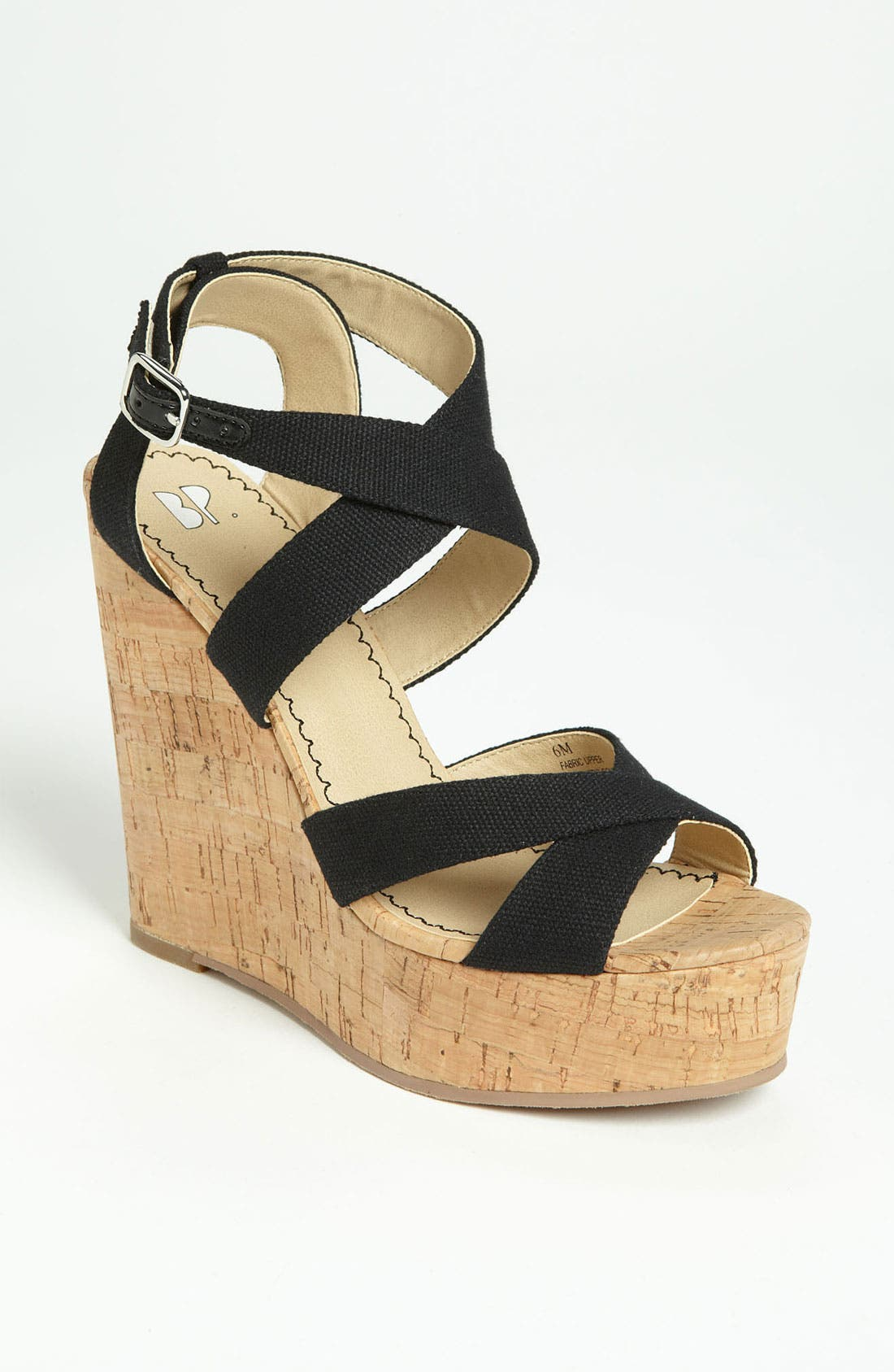 Alternate Image 1 Selected - BP. 'Erika' Wedge Sandal