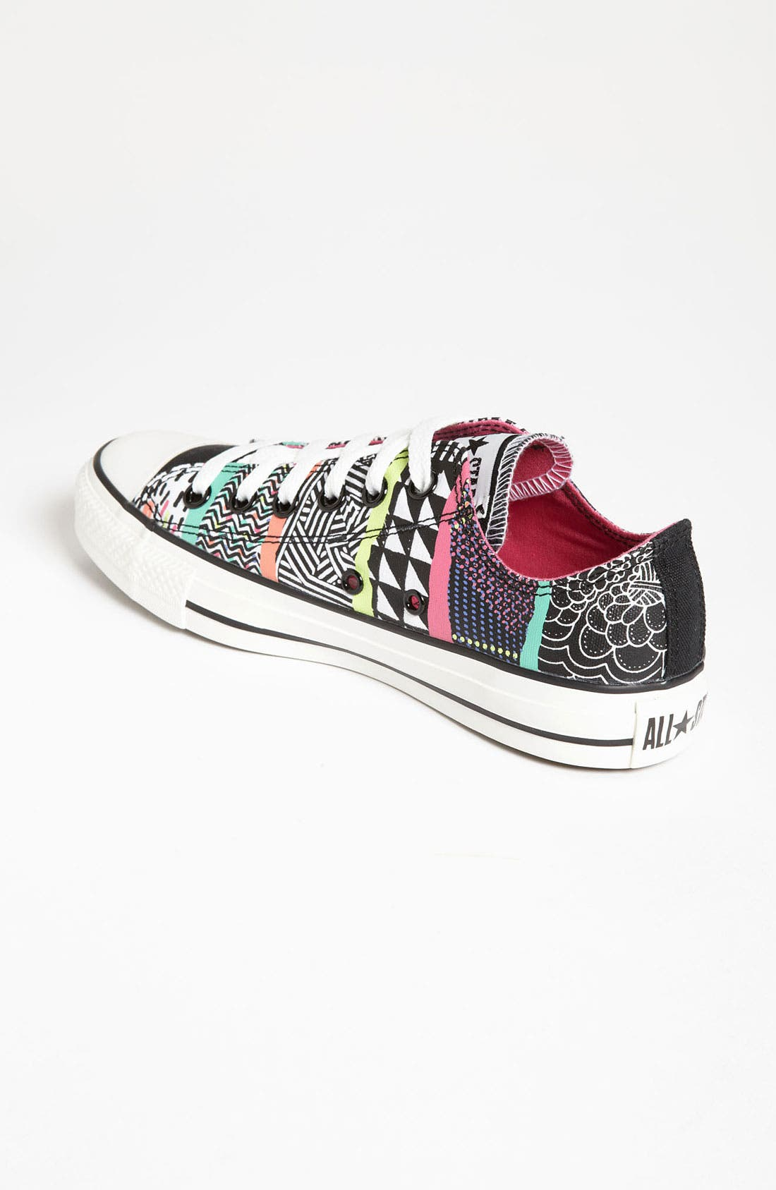 Alternate Image 2  - Converse Chuck Taylor® 'All Star® Multi Print' Sneaker (Women)