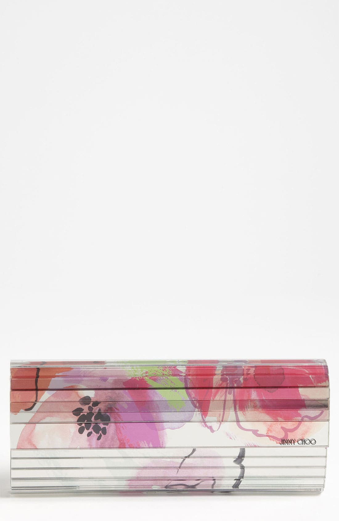 Alternate Image 1 Selected - Jimmy Choo 'Sweetie Mirror' Clutch