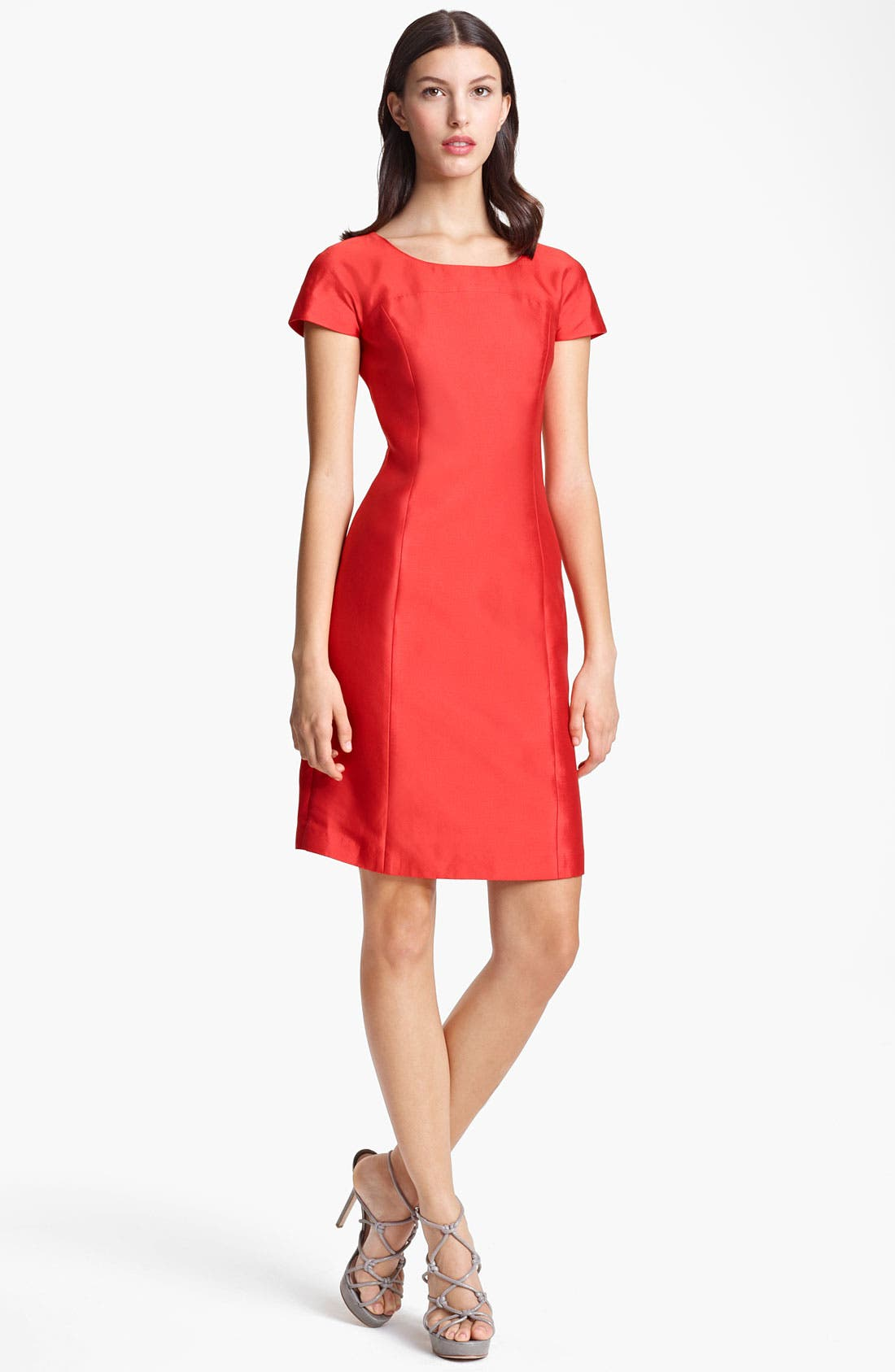 Alternate Image 1 Selected - Armani Collezioni Reversible Dress