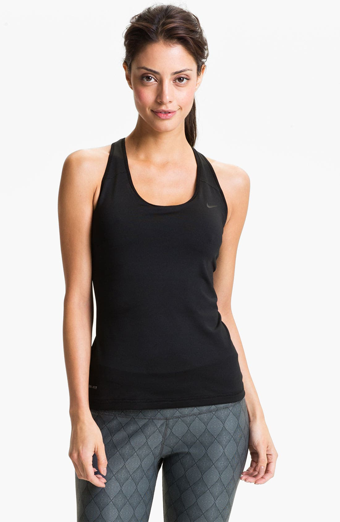 Alternate Image 1 Selected - Nike 'Elastika' Tank