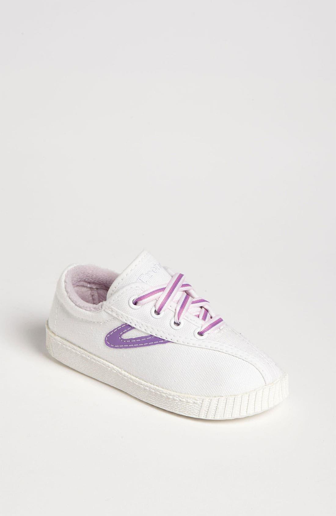 Alternate Image 1 Selected - Tretorn 'Nylite' Tennis Shoe (Baby, Walker & Toddler)