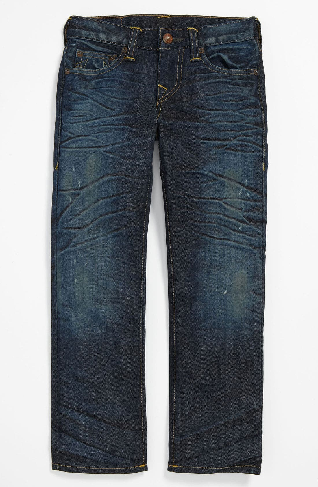 Alternate Image 2  - True Religion Brand Jeans 'Herbie Phoenix' Jeans (Little Boys)