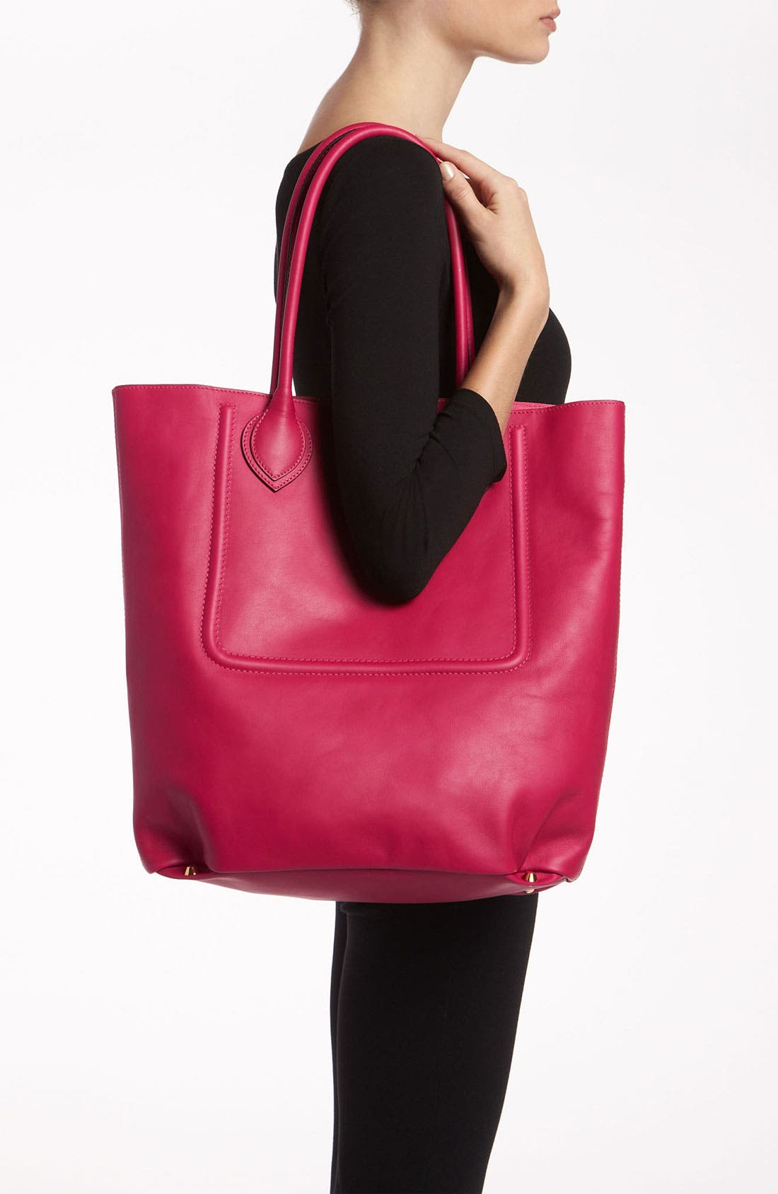 Alternate Image 2  - Emilio Pucci Leather Tote
