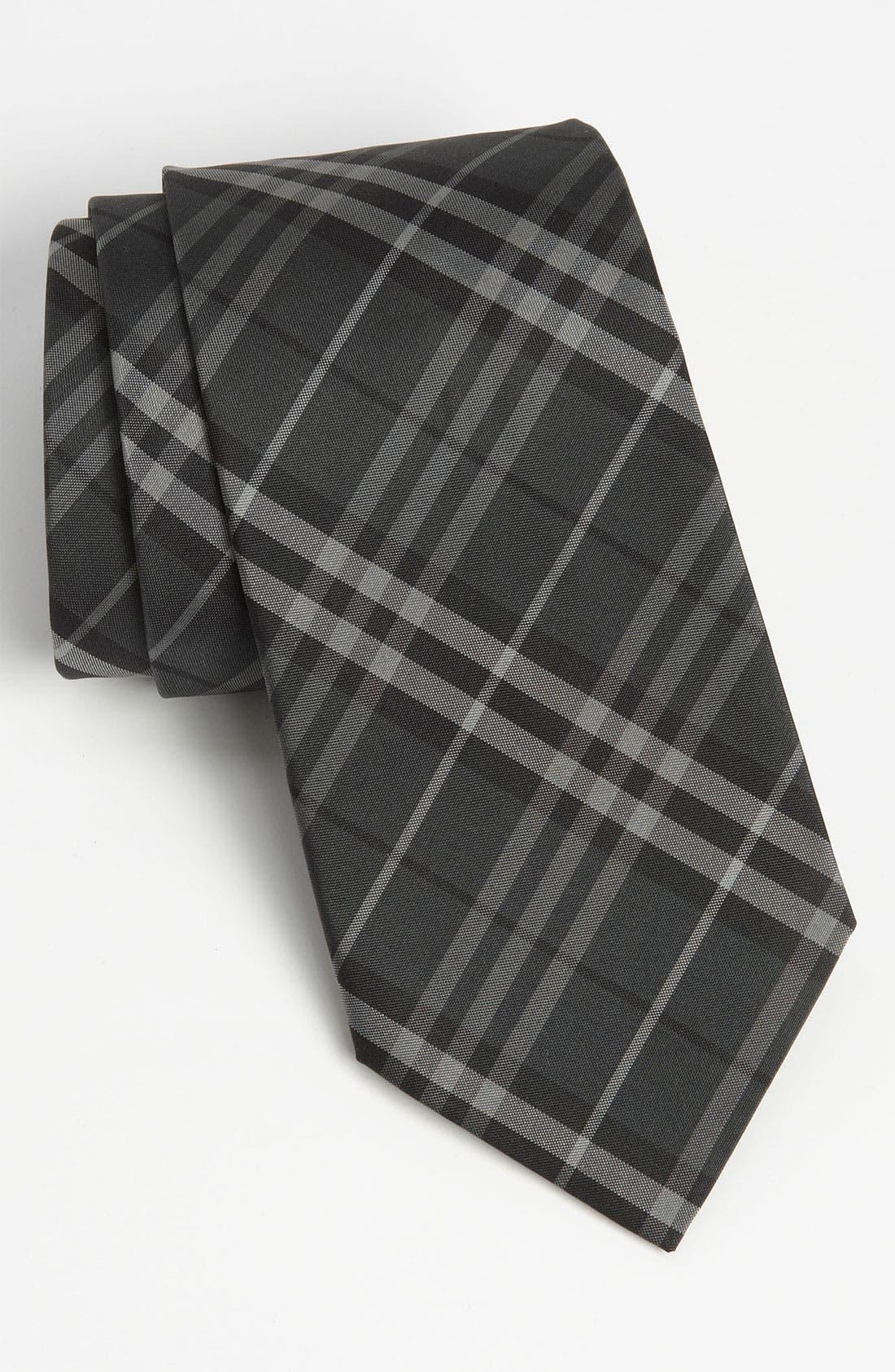 Main Image - Burberry Woven Silk Tie
