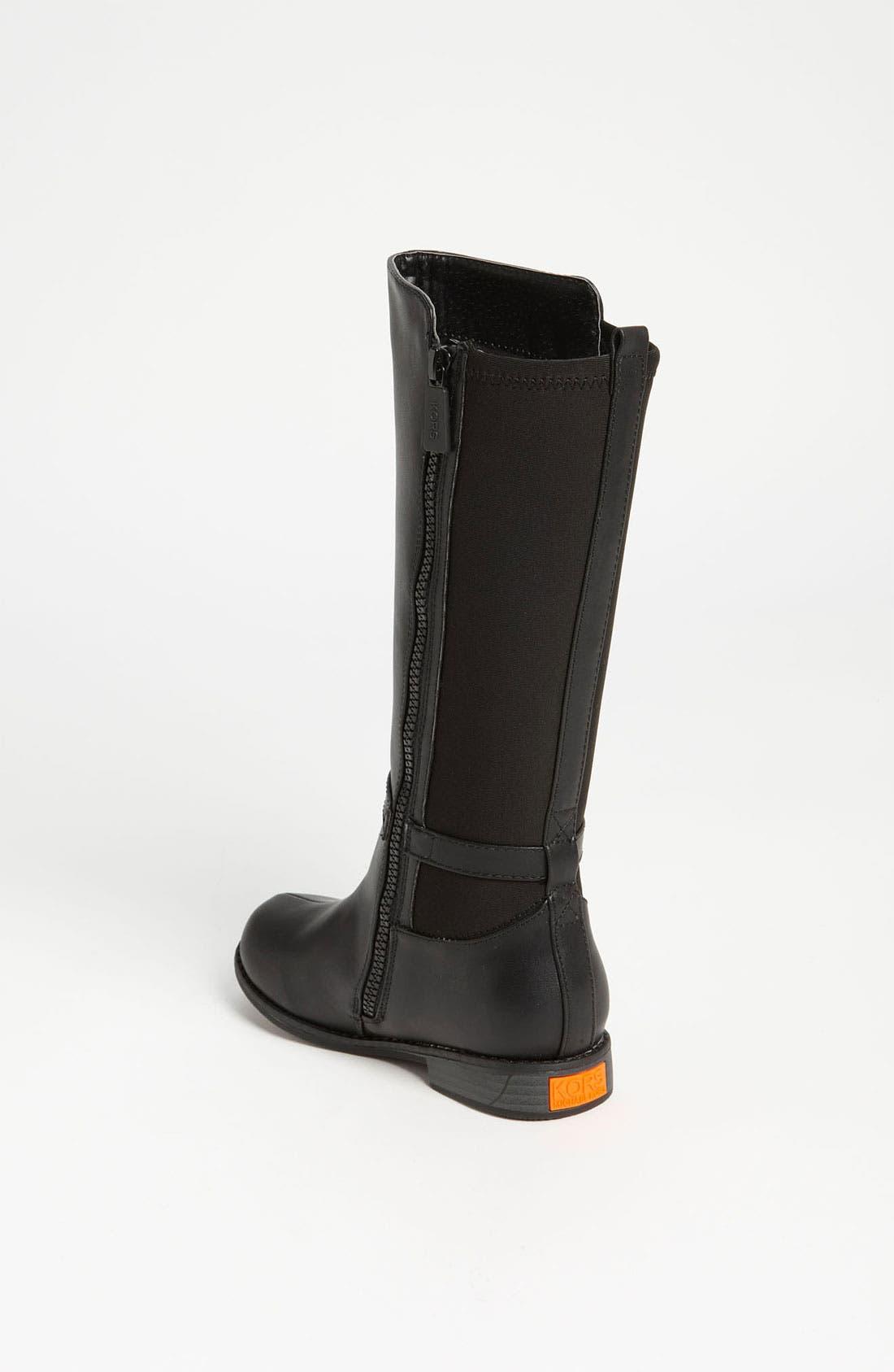 Alternate Image 2  - KORS Michael Kors 'Parson' Boot (Toddler, Little Kid & Big Kid)