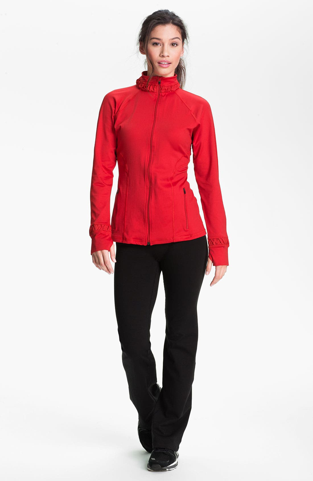 Alternate Image 3  - SPANX® 'Contour' Activewear Jacket