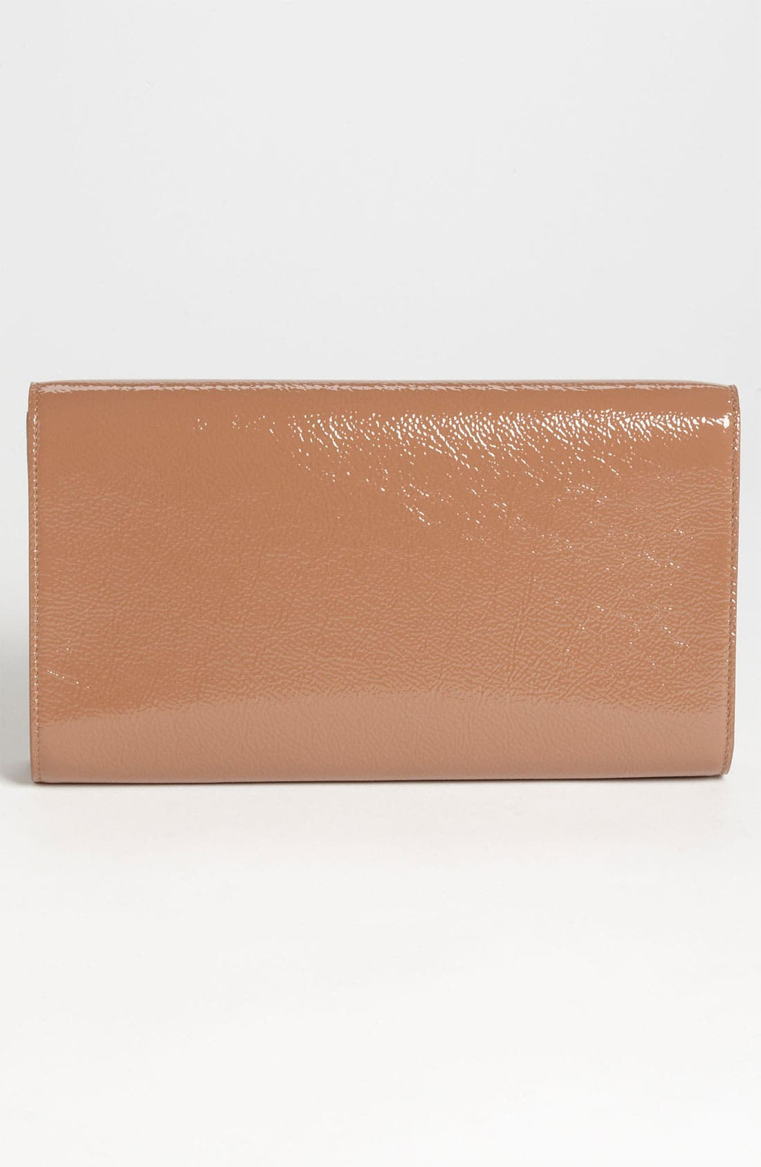 Alternate Image 4  - Saint Laurent 'Belle de Jour' Patent Leather Clutch