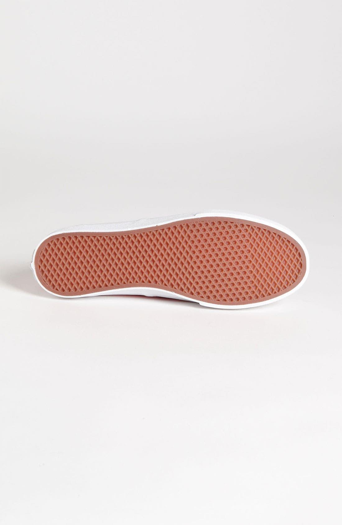 Alternate Image 4  - Vans 'Authentic Slim - Van Doren' Sneaker (Women)