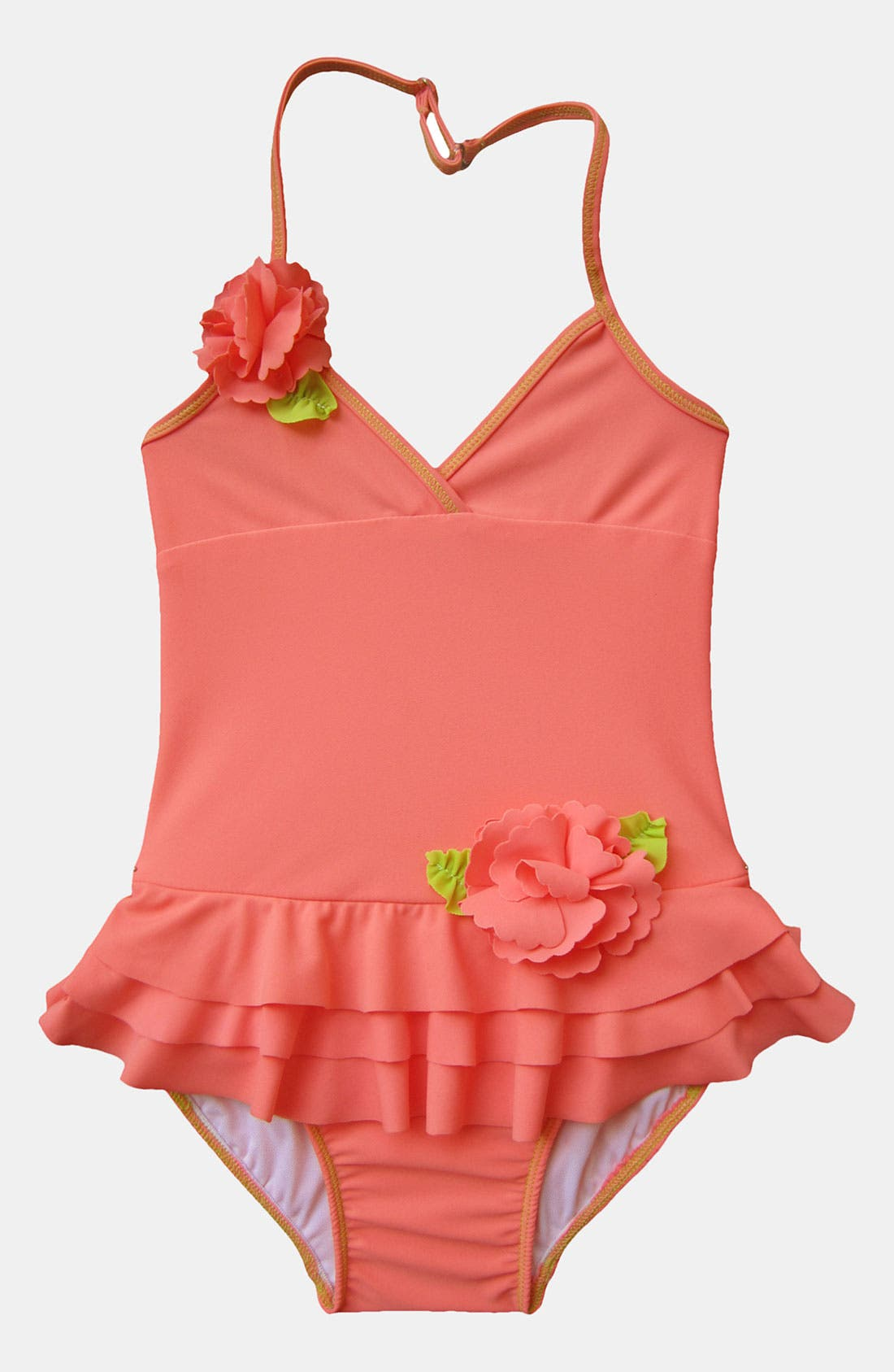 Alternate Image 1 Selected - Isobella & Chloe One Piece Swimsuit (Toddler)