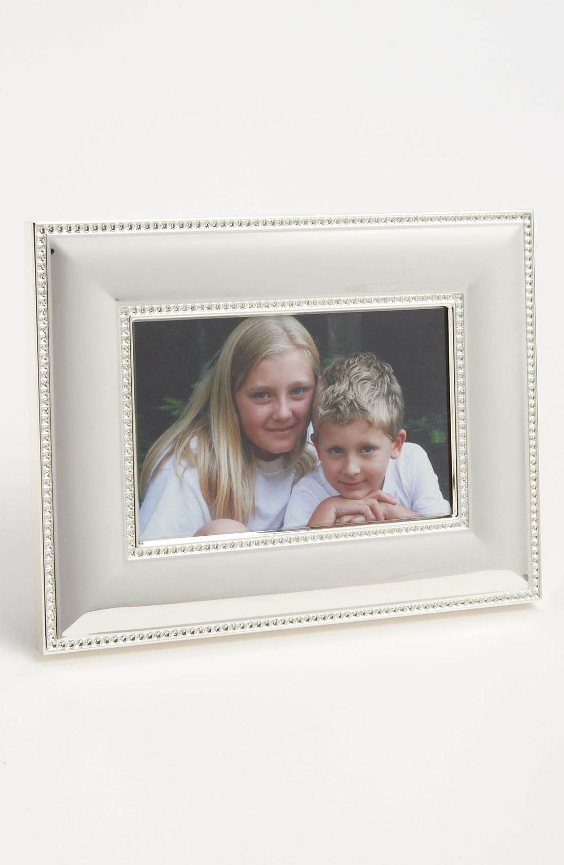 Alternate Image 1 Selected - Rhinestone Accent Picture Frame (4x6)