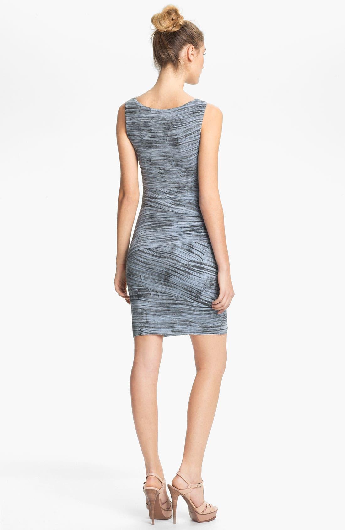 Alternate Image 2  - B44 Dressed by Bailey 44 'Rosetta Stone' Contour Print Dress