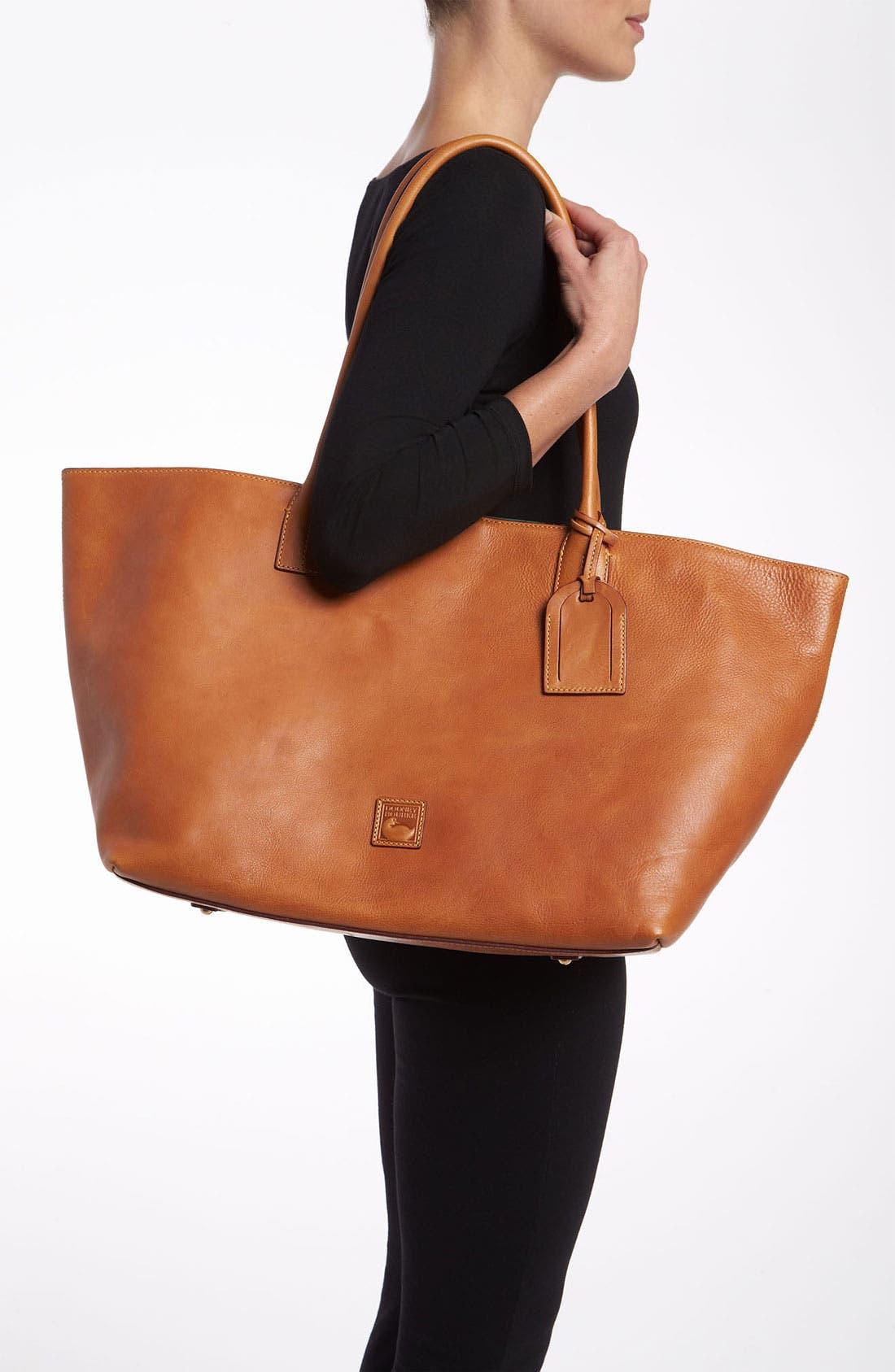 Alternate Image 2  - Dooney & Bourke 'Russel - Large' Leather Tote