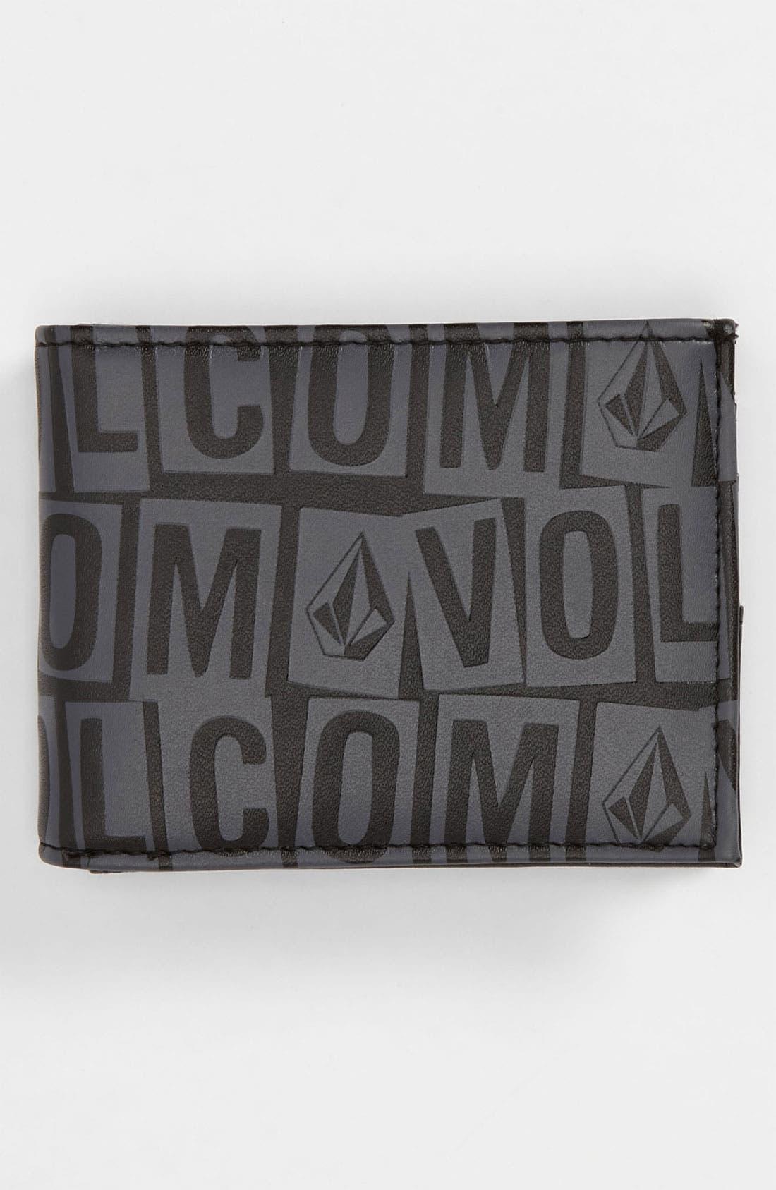 Alternate Image 2  - Volcom 'Bolder' Bifold Wallet (Big Boys)