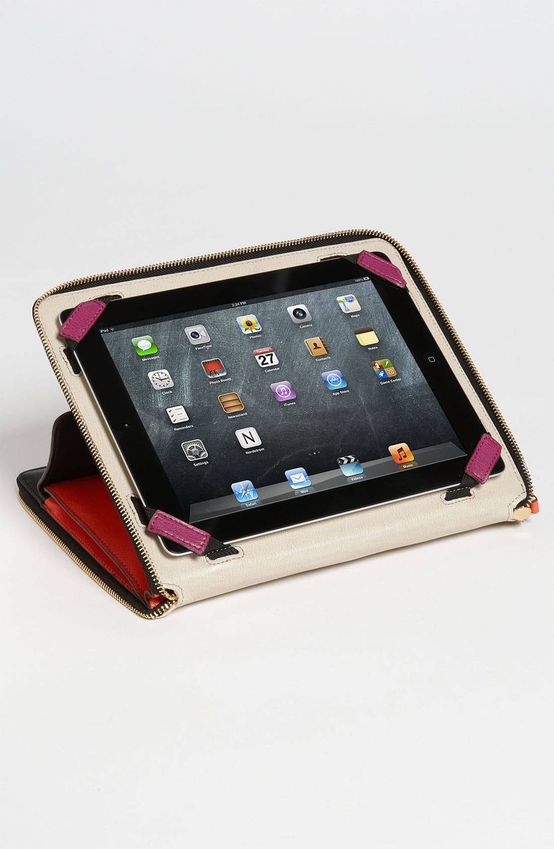 Alternate Image 3  - Diane von Furstenberg 'Metro' iPad Case