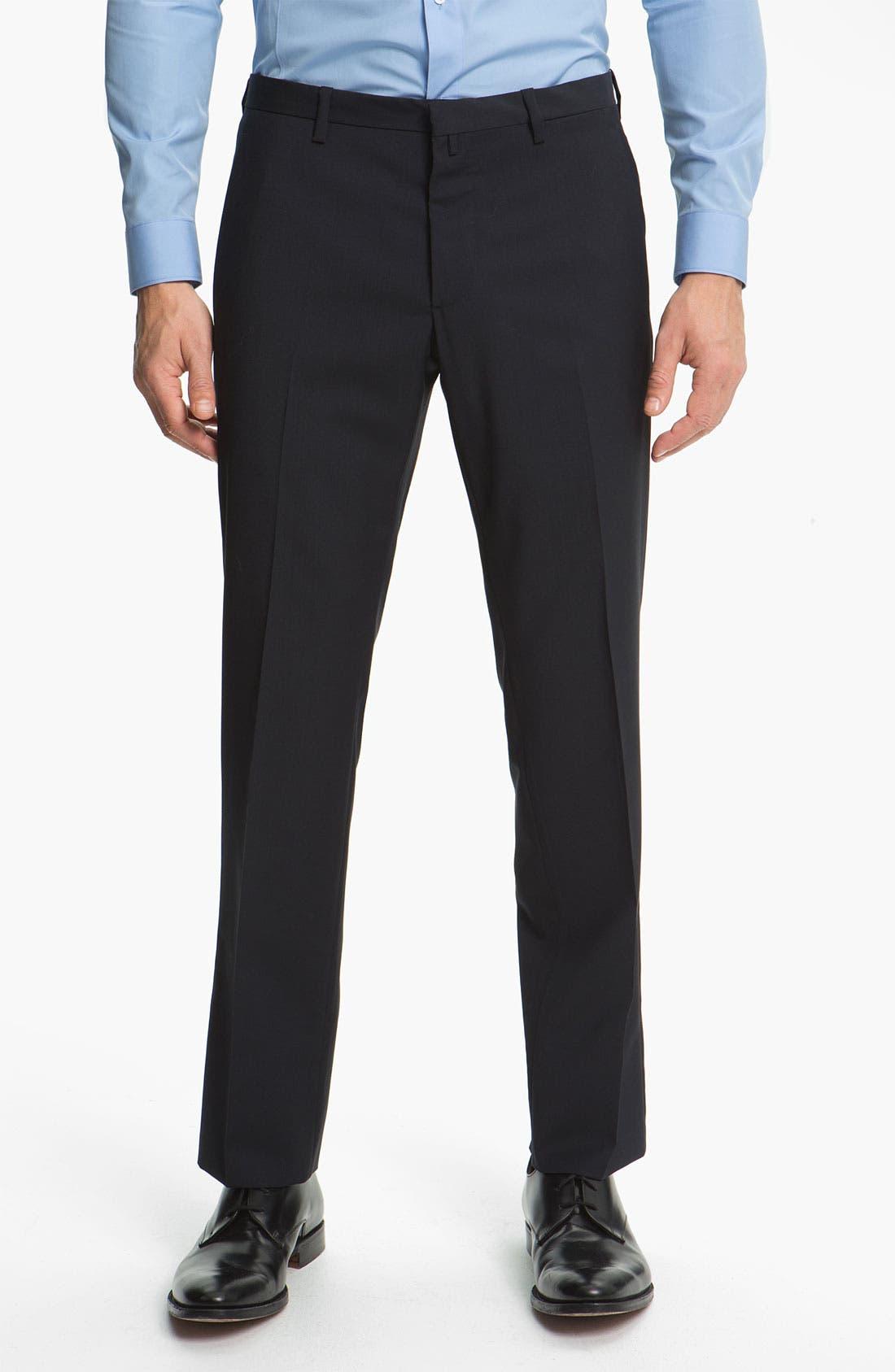 Alternate Image 4  - Jil Sander Wool Suit