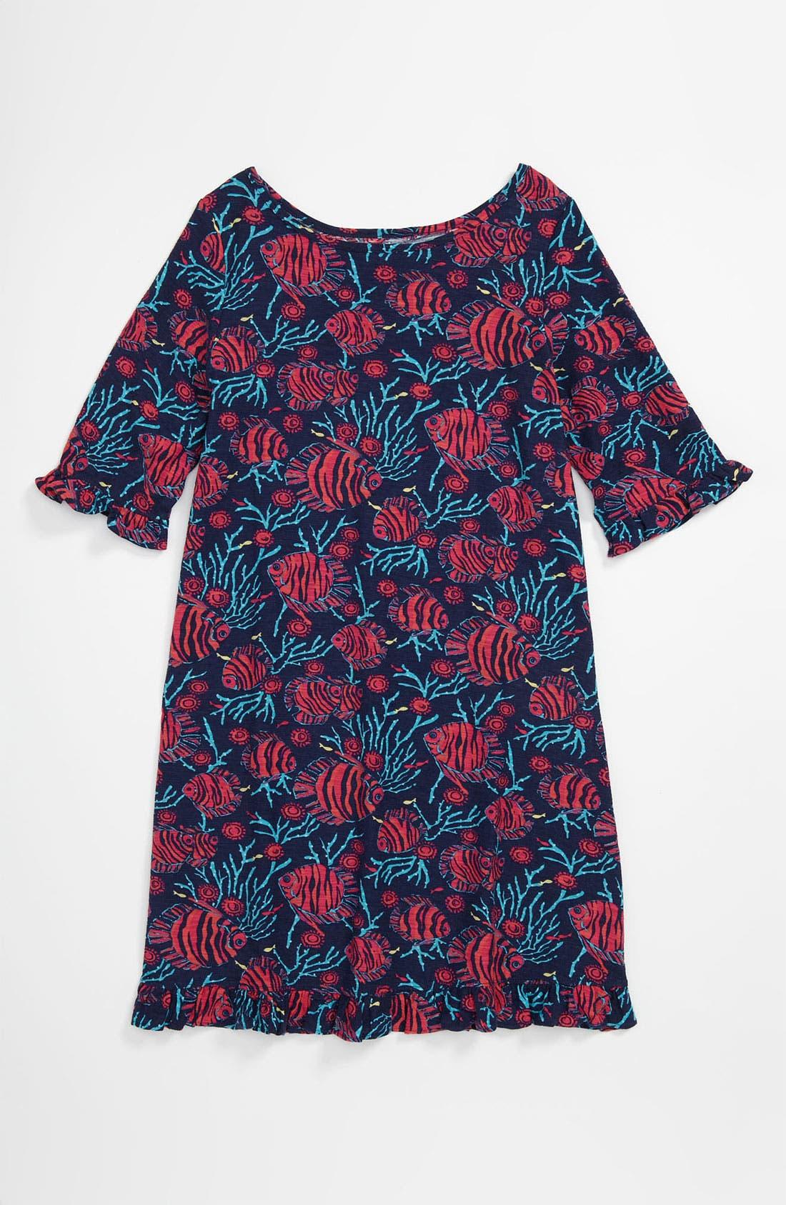 Alternate Image 1 Selected - Lilly Pulitzer® 'Linney' Dress (Little Girls & Big Girls)