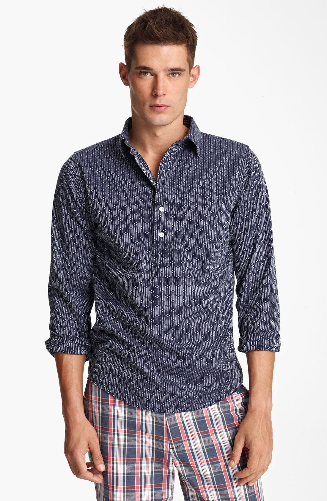 Alternate Image 1 Selected - Jack Spade 'Lovett' Pullover Shirt