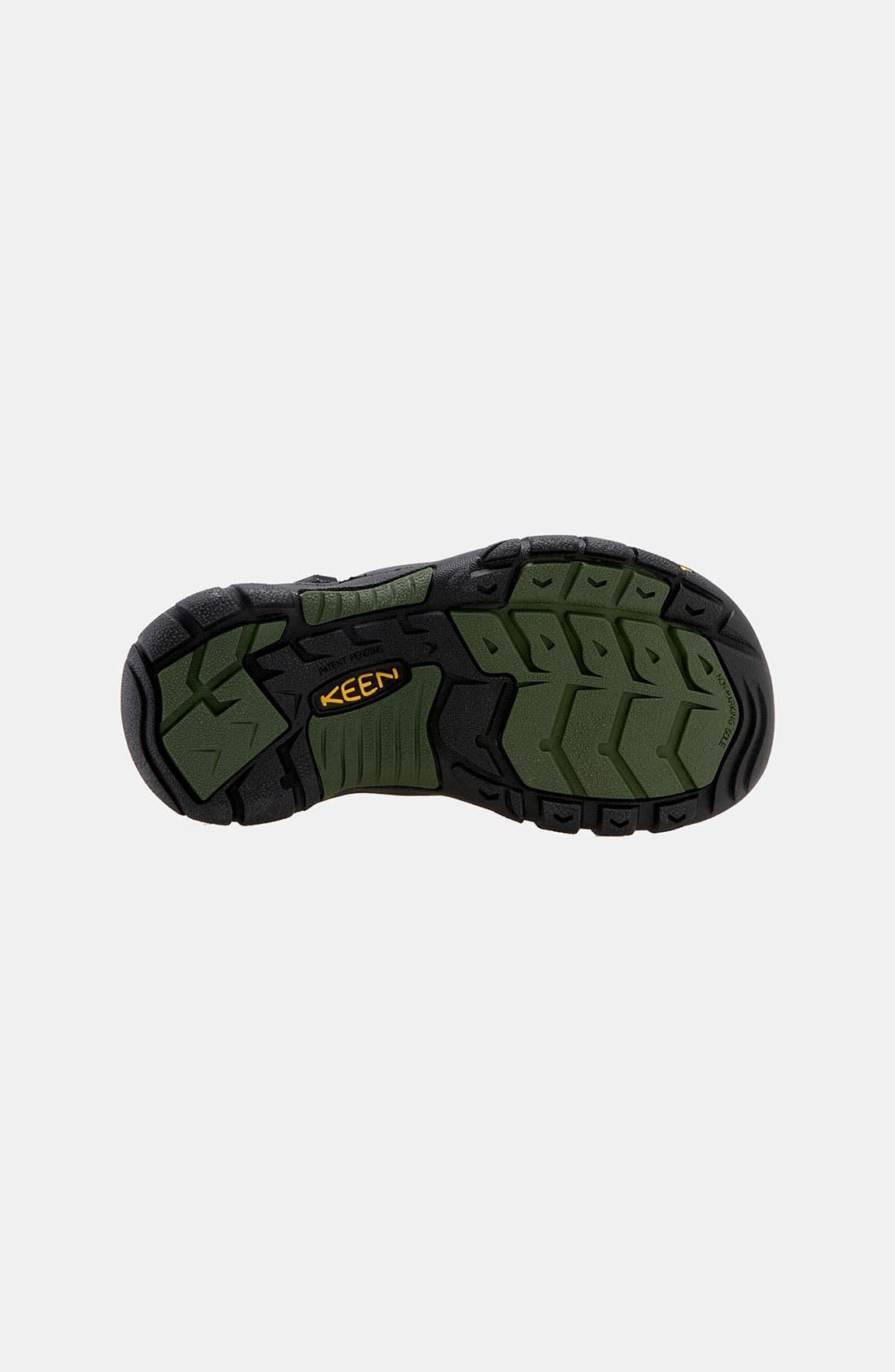 Alternate Image 4  - Keen 'Newport H2' Waterproof Sandal (Toddler, Little Kid & Big Kid)