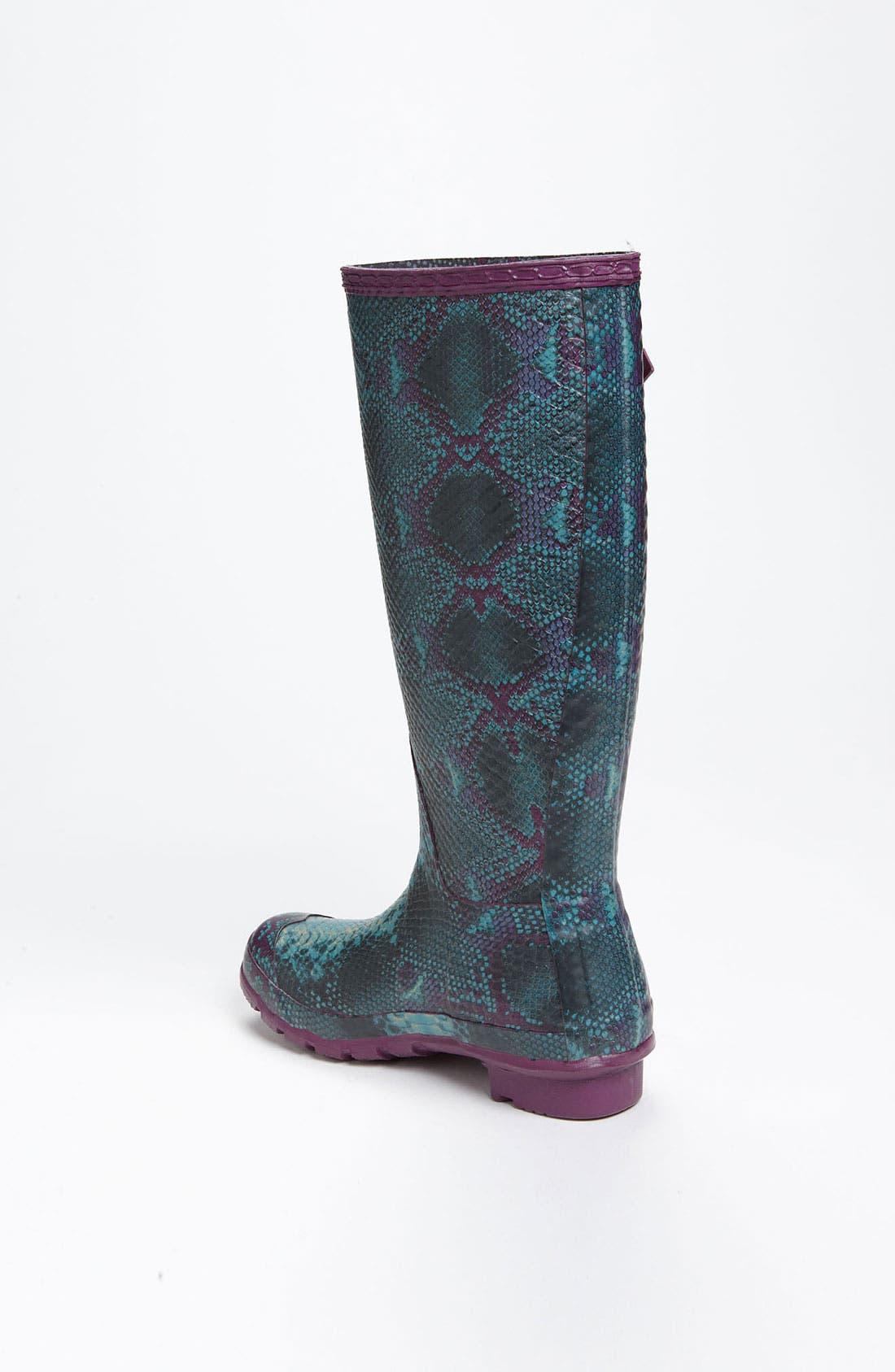 Alternate Image 2  - Hunter 'Carnaby' Rain Boot (Women)