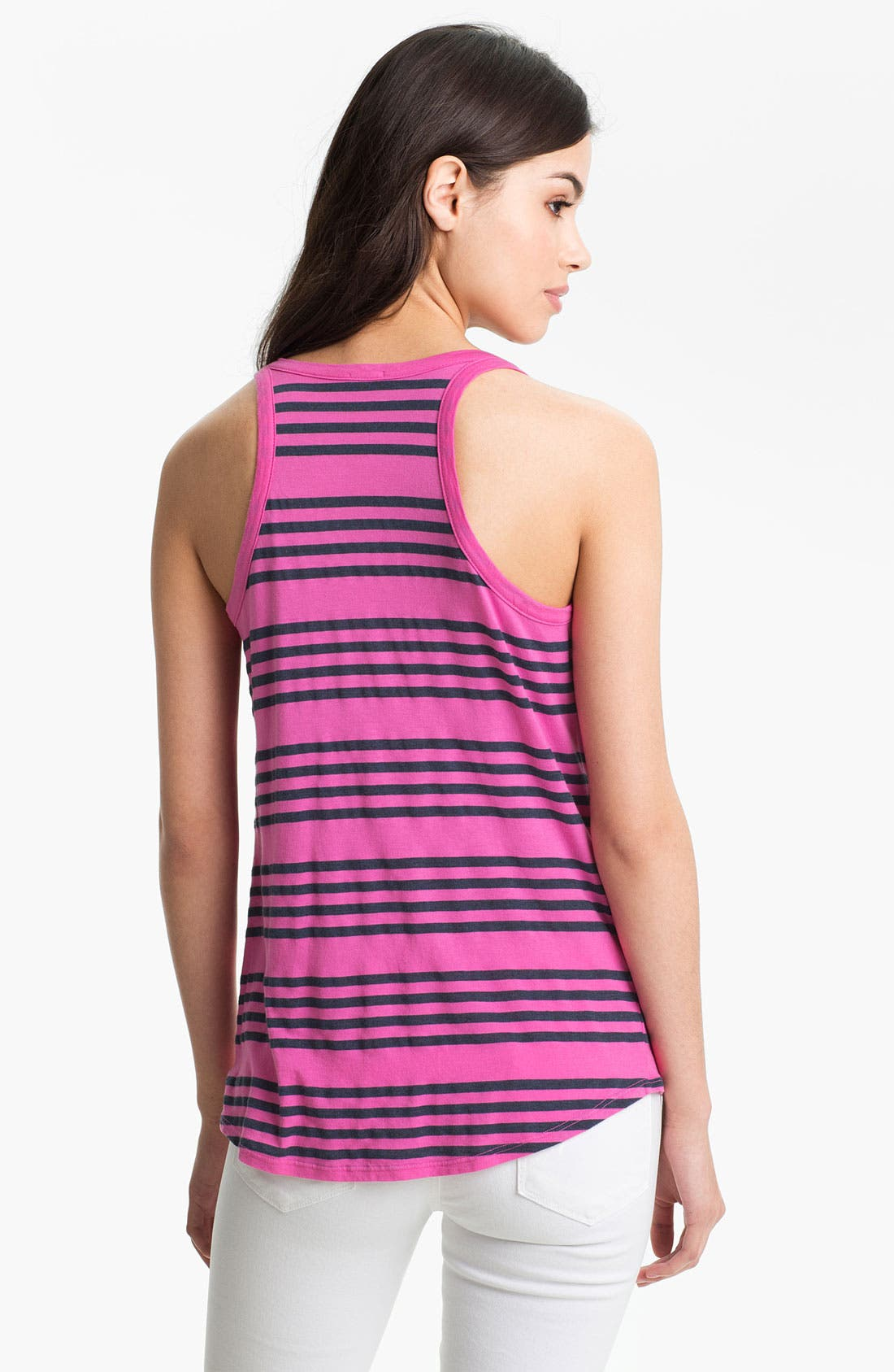 Alternate Image 2  - Splendid 'Capri' Stripe Tank