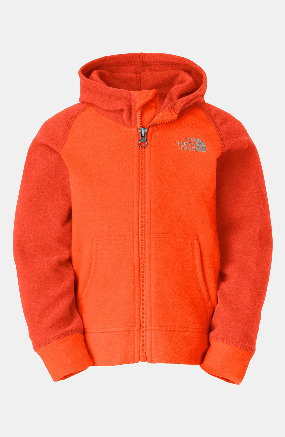 Main Image - The North Face 'Glacier' Hoodie (Toddler)