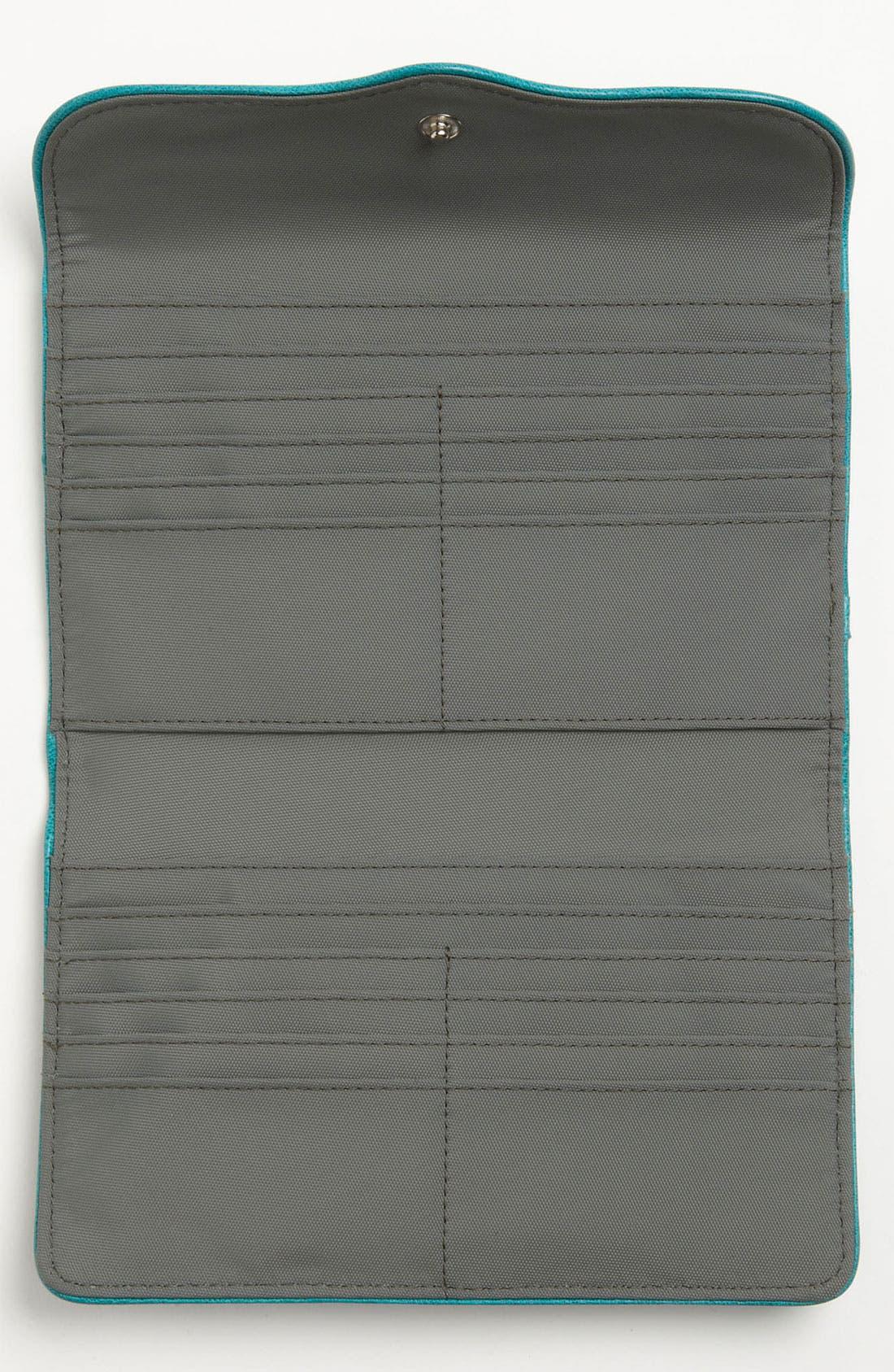 Alternate Image 3  - Rebecca Minkoff Coated Nylon Passport Wallet