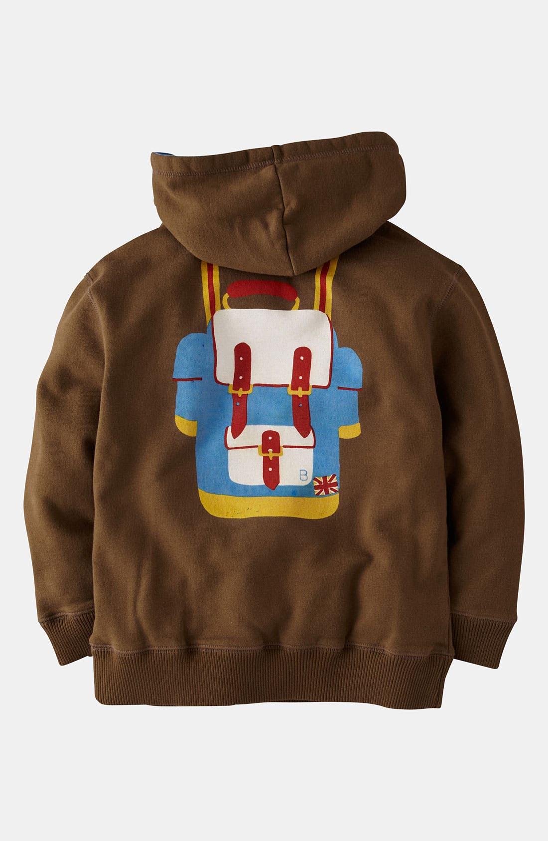 Alternate Image 3  - Mini Boden 'Explorer' Hoodie (Toddler, Little Boys & Big Boys)