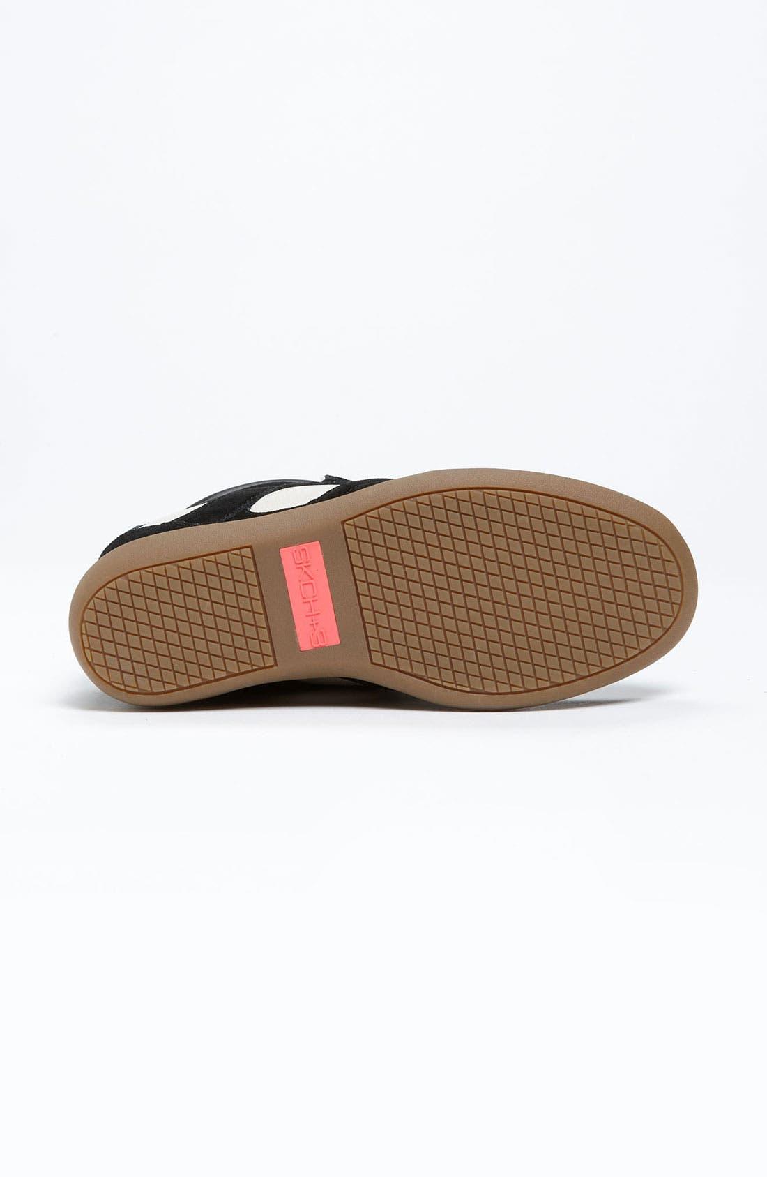 Alternate Image 4  - SKECHERS 'Raise Your Glass' Wedge Sneaker (Women)