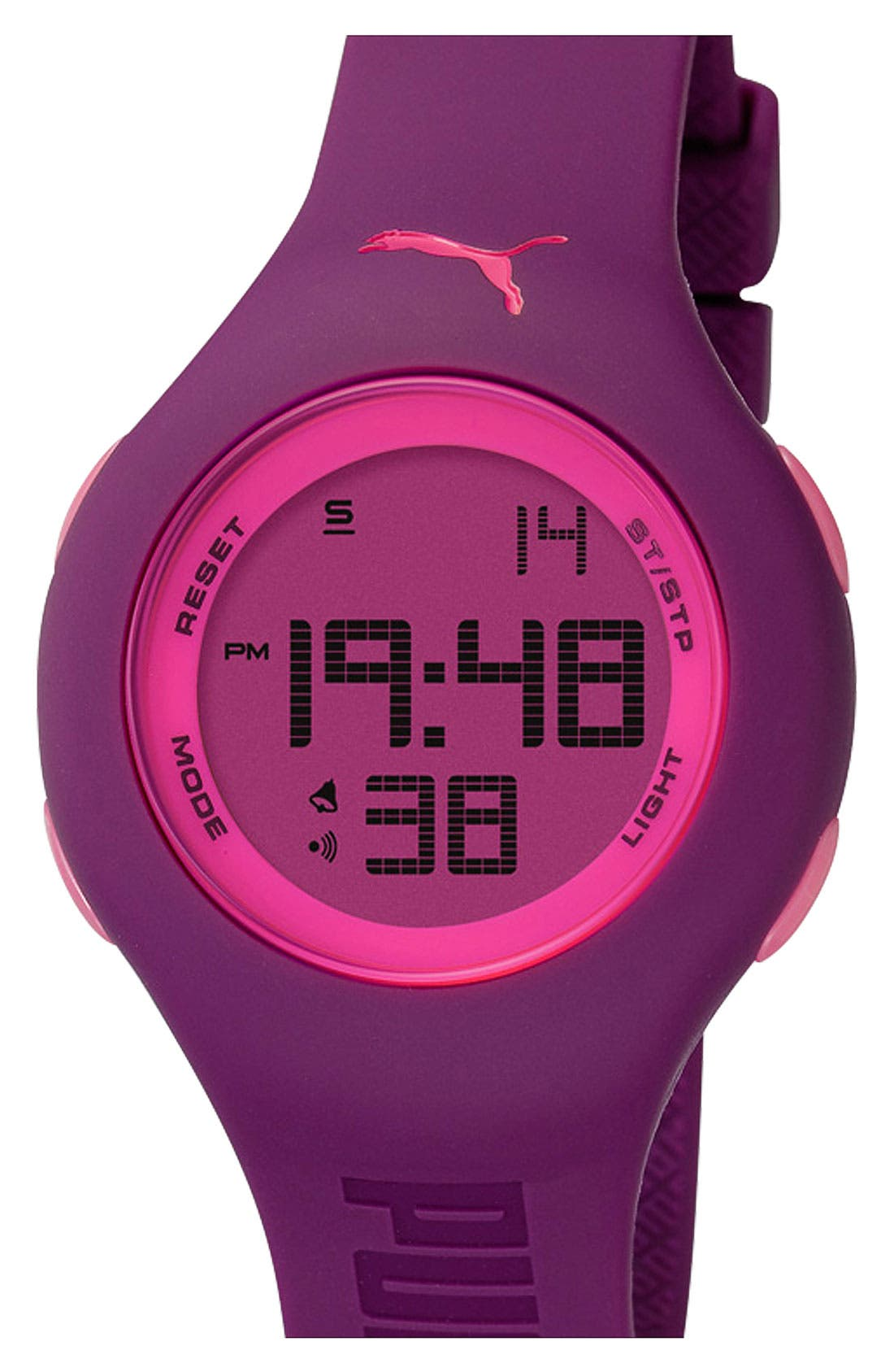 Main Image - PUMA 'Loop' Digital Chronograph Watch, 44mm