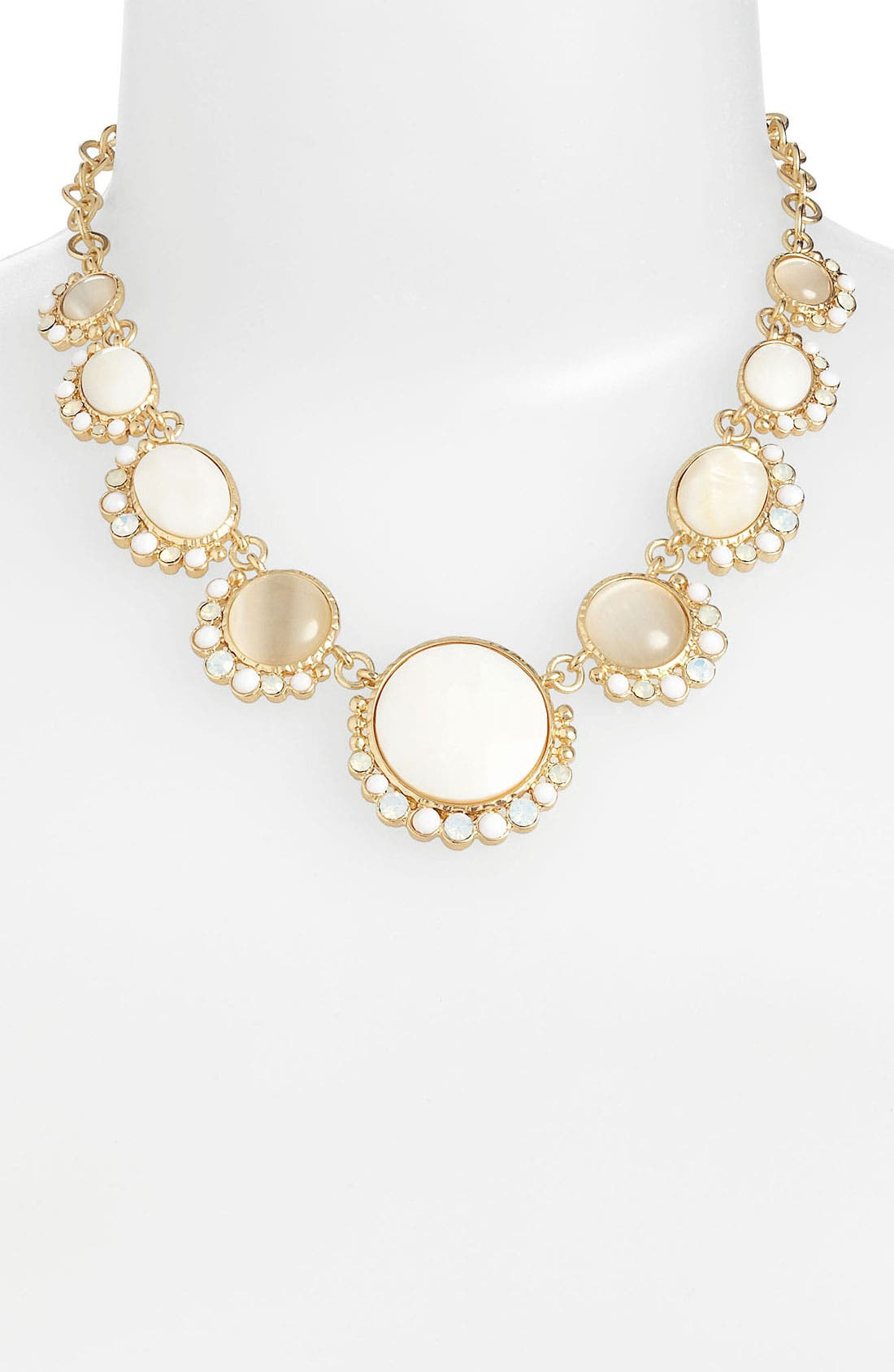 Alternate Image 2  - Nordstrom 'Santorini' Collar Necklace