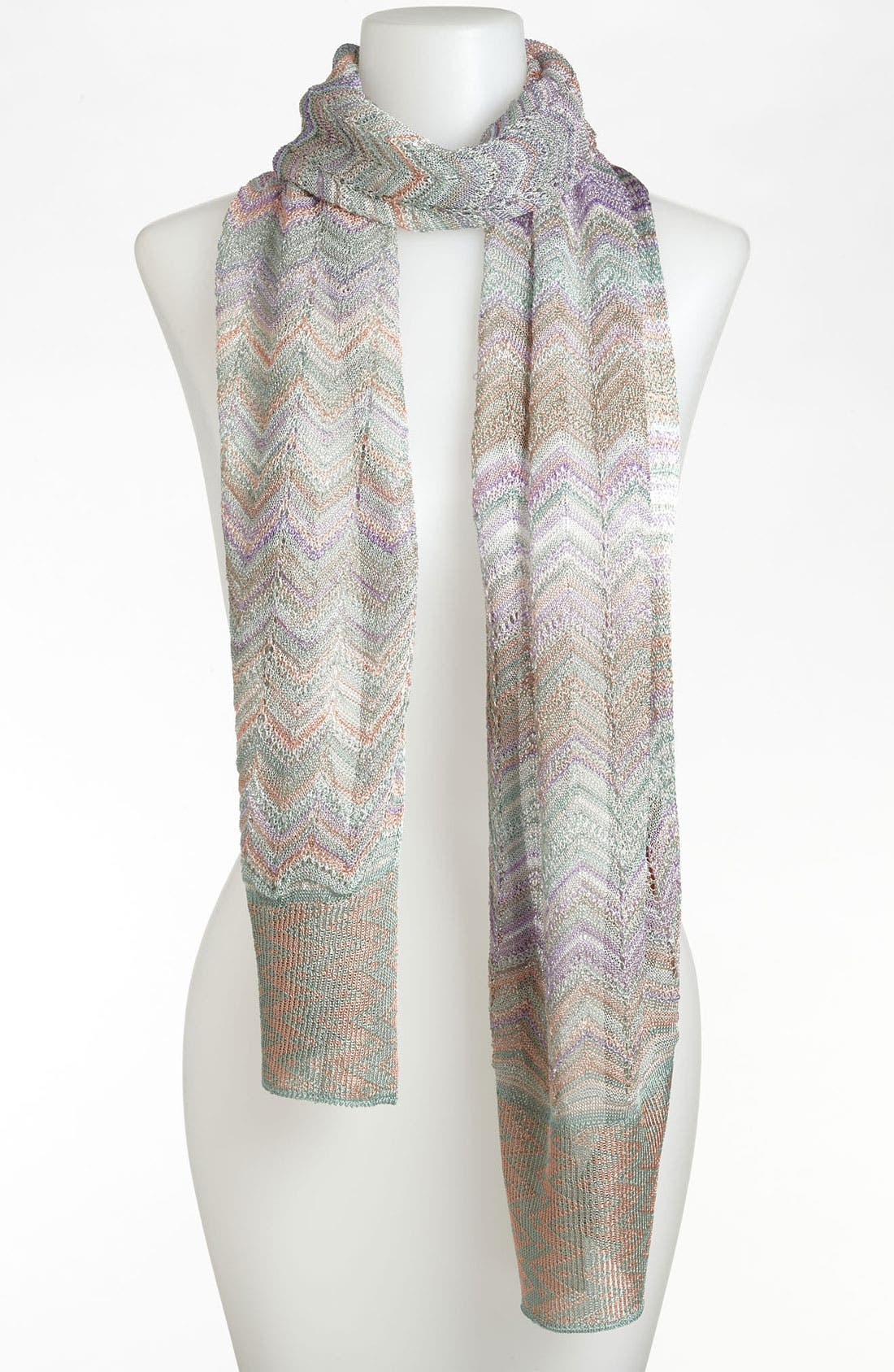 Alternate Image 1 Selected - Missoni Zigzag Scarf