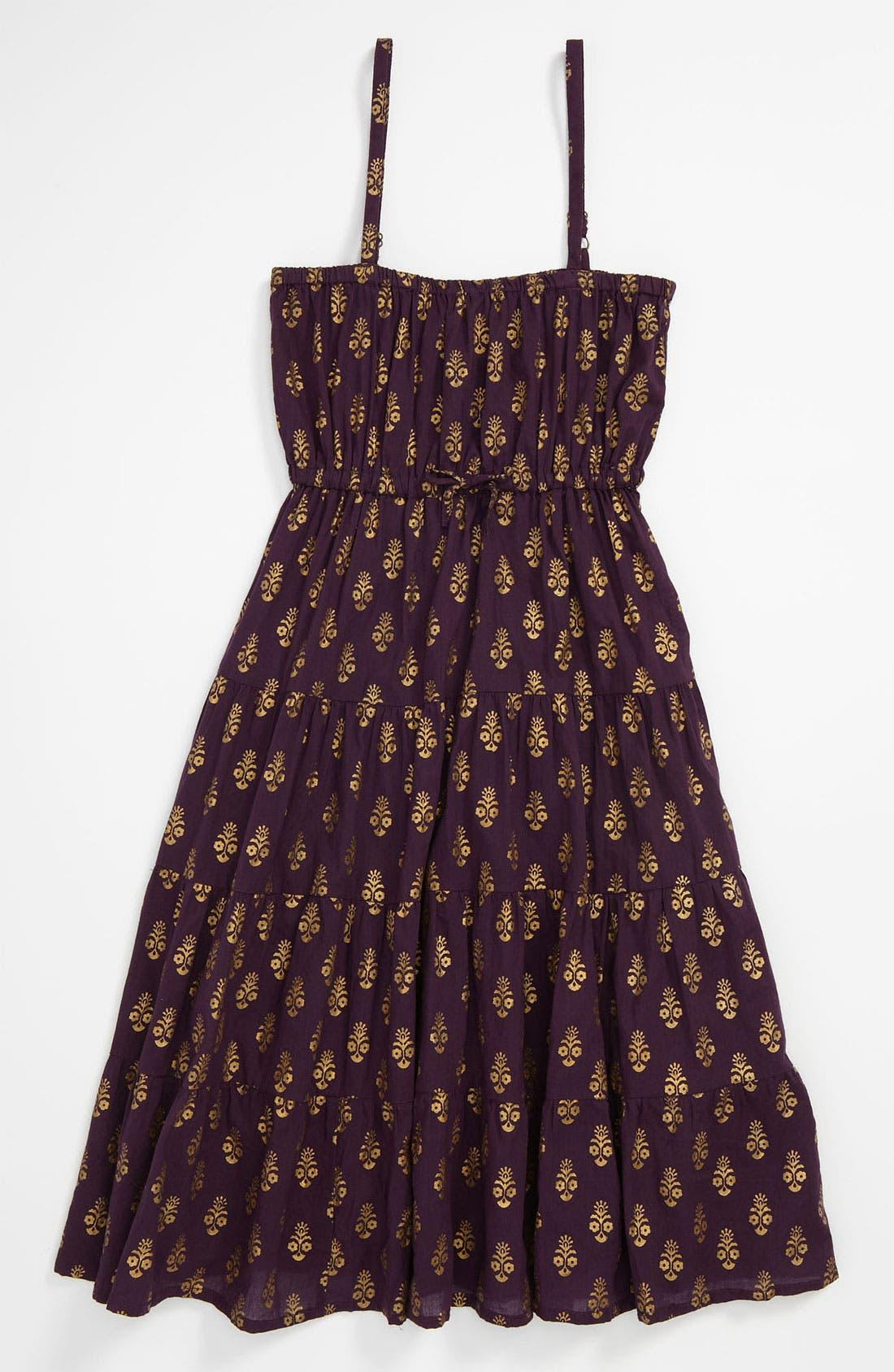 Main Image - Peek 'Venezia' Dress (Toddler, Little Girls & Big Girls)