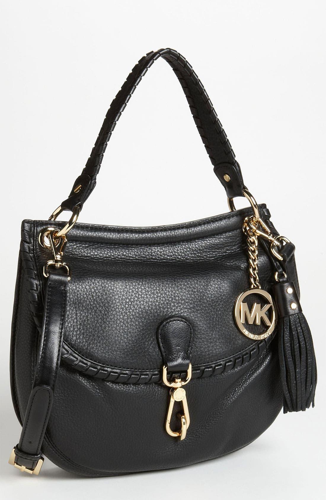 Alternate Image 1 Selected - MICHAEL Michael Kors 'Bennet' Convertible Shoulder Bag