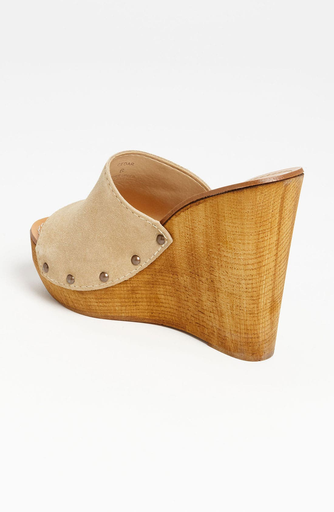 Alternate Image 2  - Steve Madden 'Cedar' Wedge Sandal