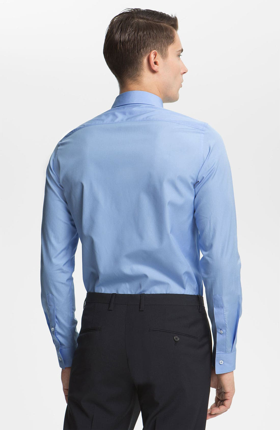 Alternate Image 2  - Jil Sander Poplin Dress Shirt