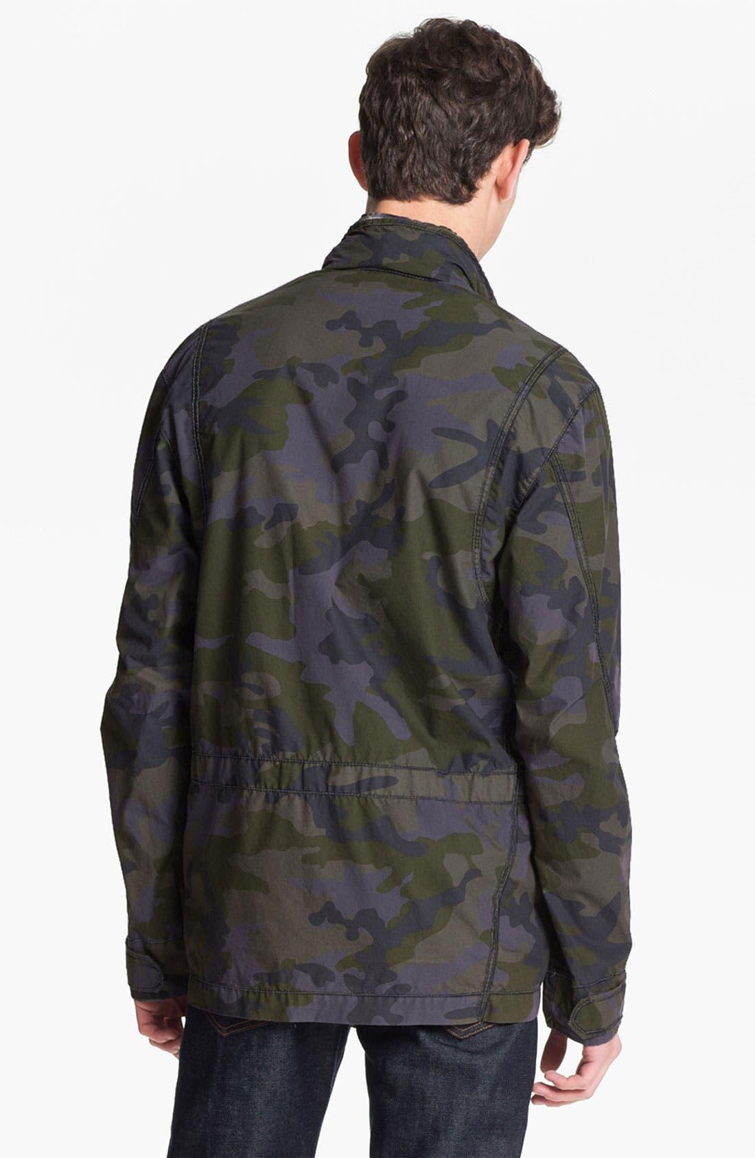 Alternate Image 2  - U Clothing 'Zane' M-65 Field Jacket