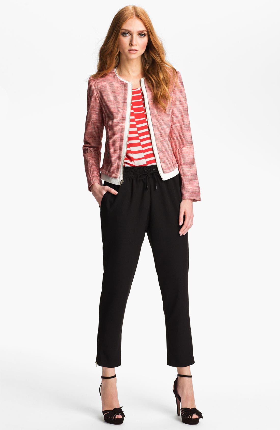 Alternate Image 2  - Parker 'Madison' Tweed Jacket