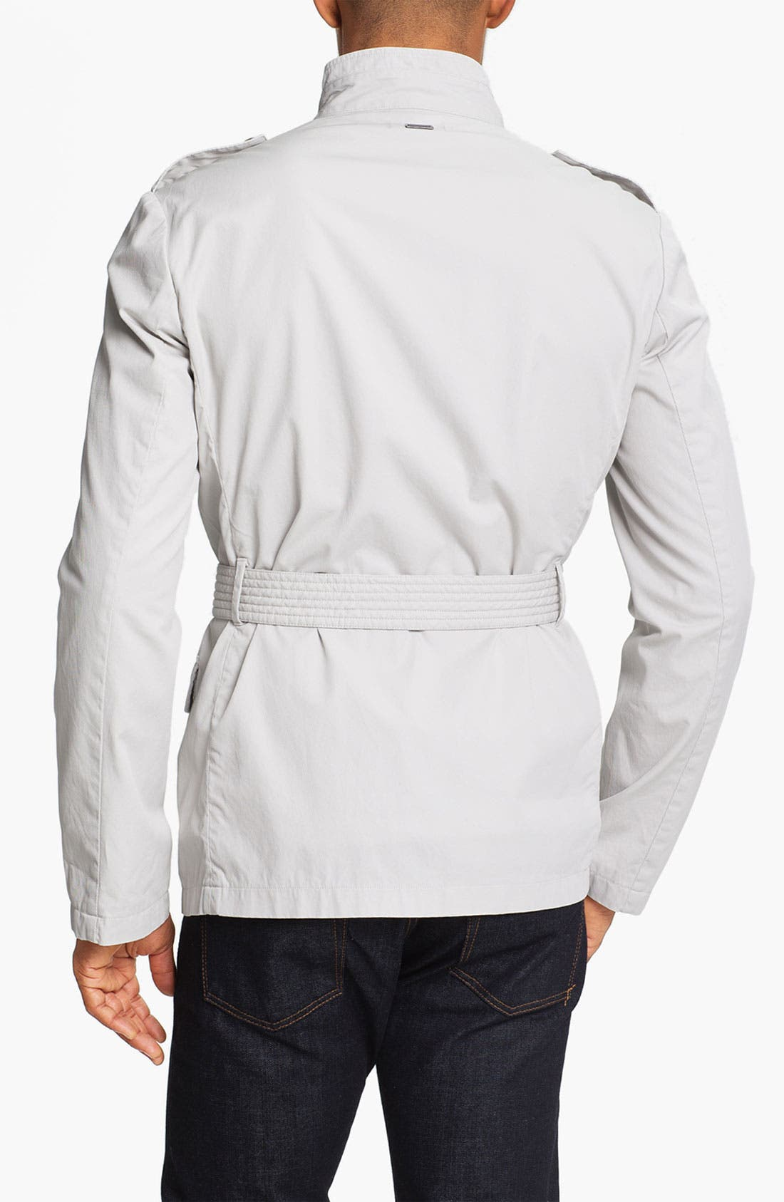 Alternate Image 2  - adidas SLVR Field Jacket