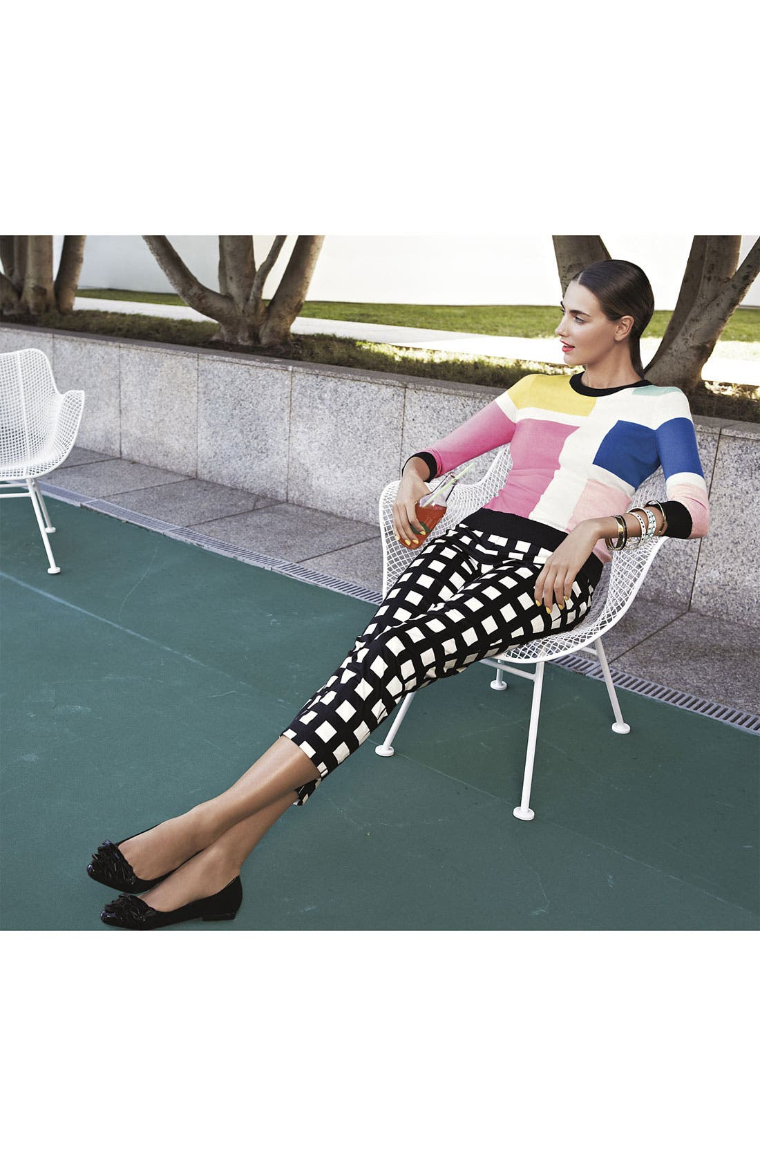 Alternate Image 5  - kate spade new york 'erica' flat