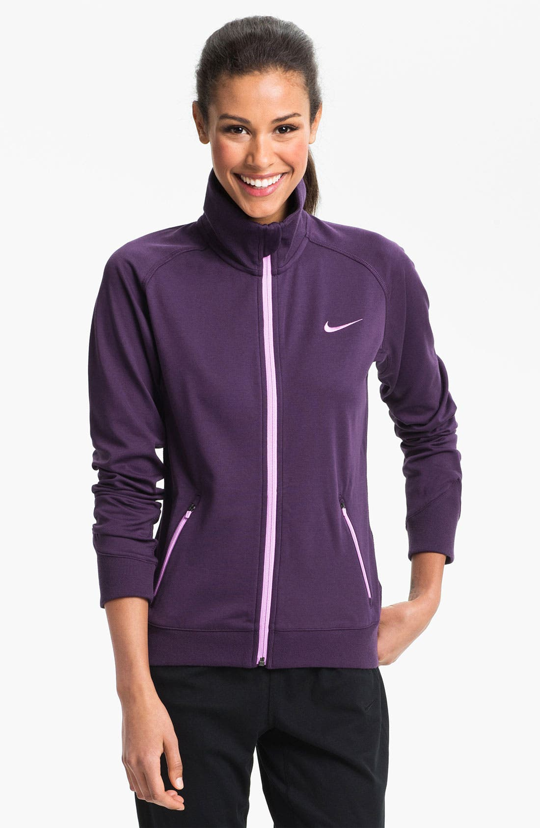 Main Image - Nike 'All Time' Dri-FIT Jacket