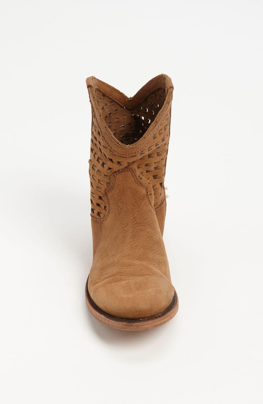 Alternate Image 3  - Liberty Black Short Perforated Boot